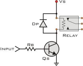 Merancang Transistor Relay Driver